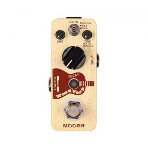 Mooer WoodVerb Acoustic Reverb Pedal
