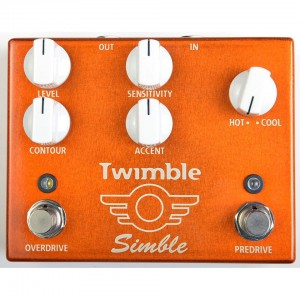 Mad Professor Simble Twimble Pedal