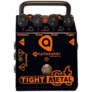 Amptweaker Tight Metal ST Pedal