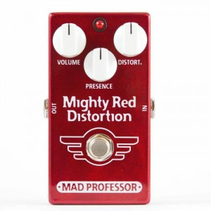 Mad Professor Mighty Red Distortion (Factory Pedal)