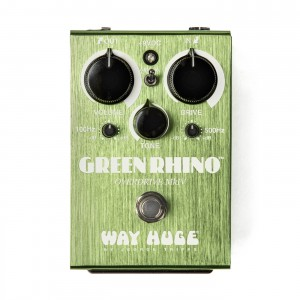 Way Huge WHE207 Green Rhino MKIV Overdrive Pedal