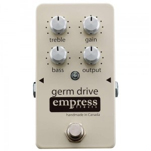 Empress Effects Germ Drive Analog Overdrive Pedal