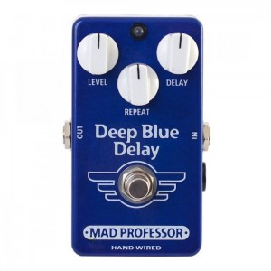 Mad Professor Deep Blue Delay Hand Wired Pedal