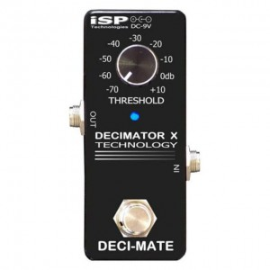 ISP Technologies Deci-Mate Micro Noisegate Pedal