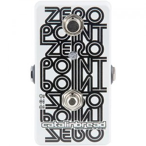Catalinbread Zero Point Studio Tape Flanger Pedal