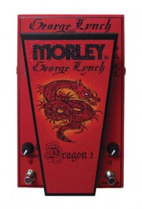 Morley GLW2 George Lynch Dragon 2 Wah Pedal