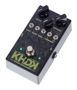 KHDK Electronics Ghoul Screamer Overdrive Pedal