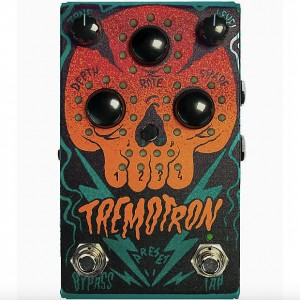 Stone Deaf Tremotron Digitally Controlled Tremolo Pedal