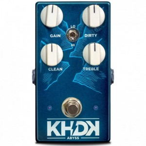 KHDK Electronics Abyss Bass Overdrive Pedal