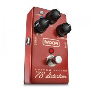 MXR M78 Custom Badass Distortion Pedal
