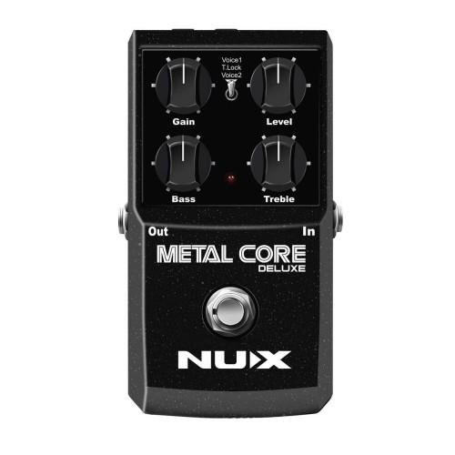 buy nux metal core deluxe distortion pedal. Black Bedroom Furniture Sets. Home Design Ideas