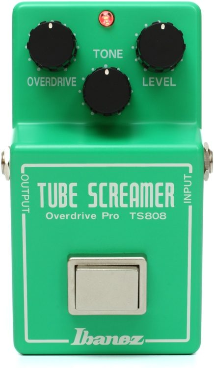 Ibanez TS808 Original Tube Screamer Pedal
